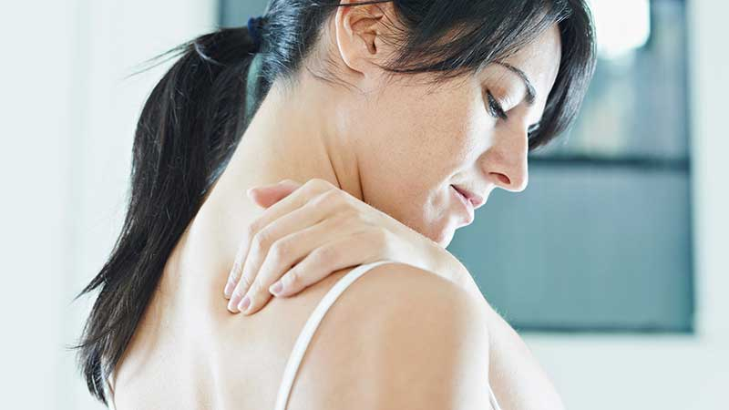 Upper Back & Neck Pain Treatment in Peoria